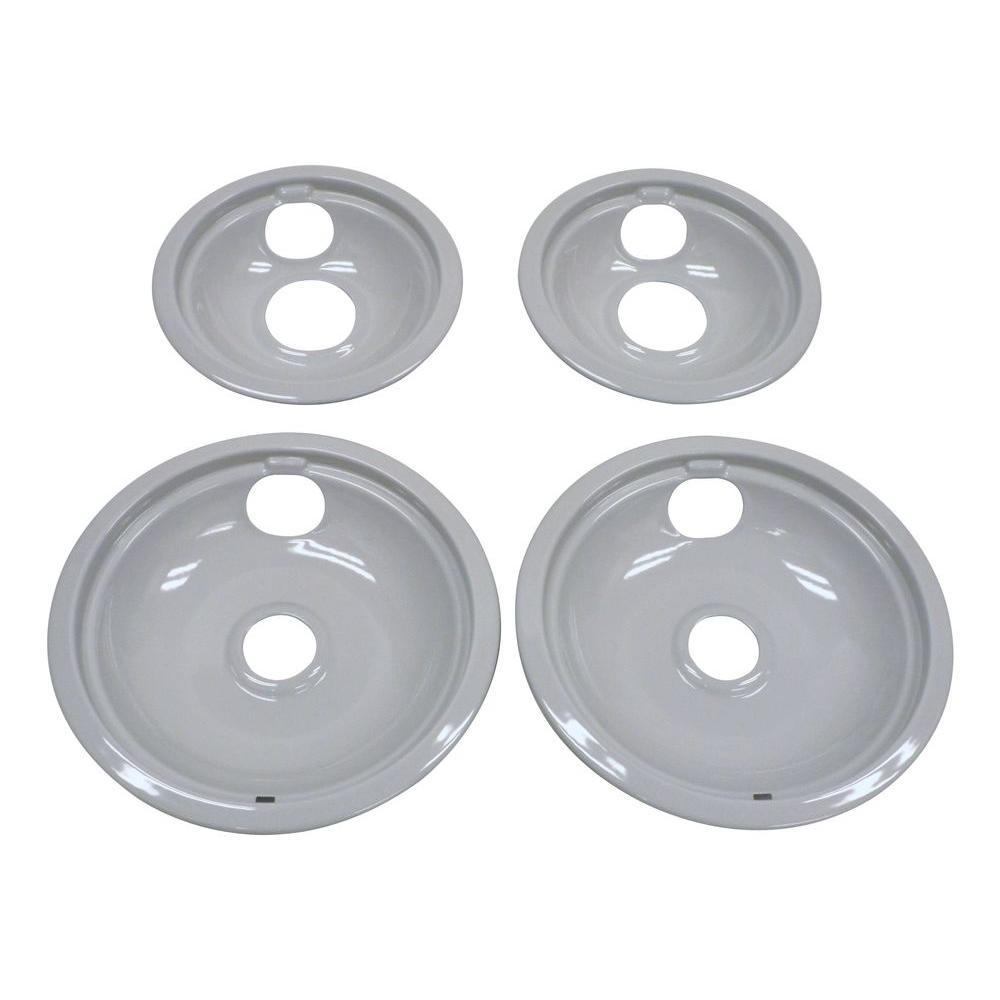 Drip Pan Kit in Grey