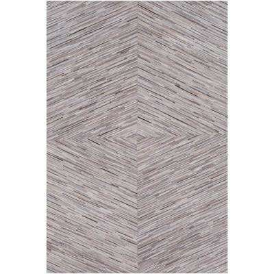 Lucian Taupe 2 ft. x 3 ft. Area Rug