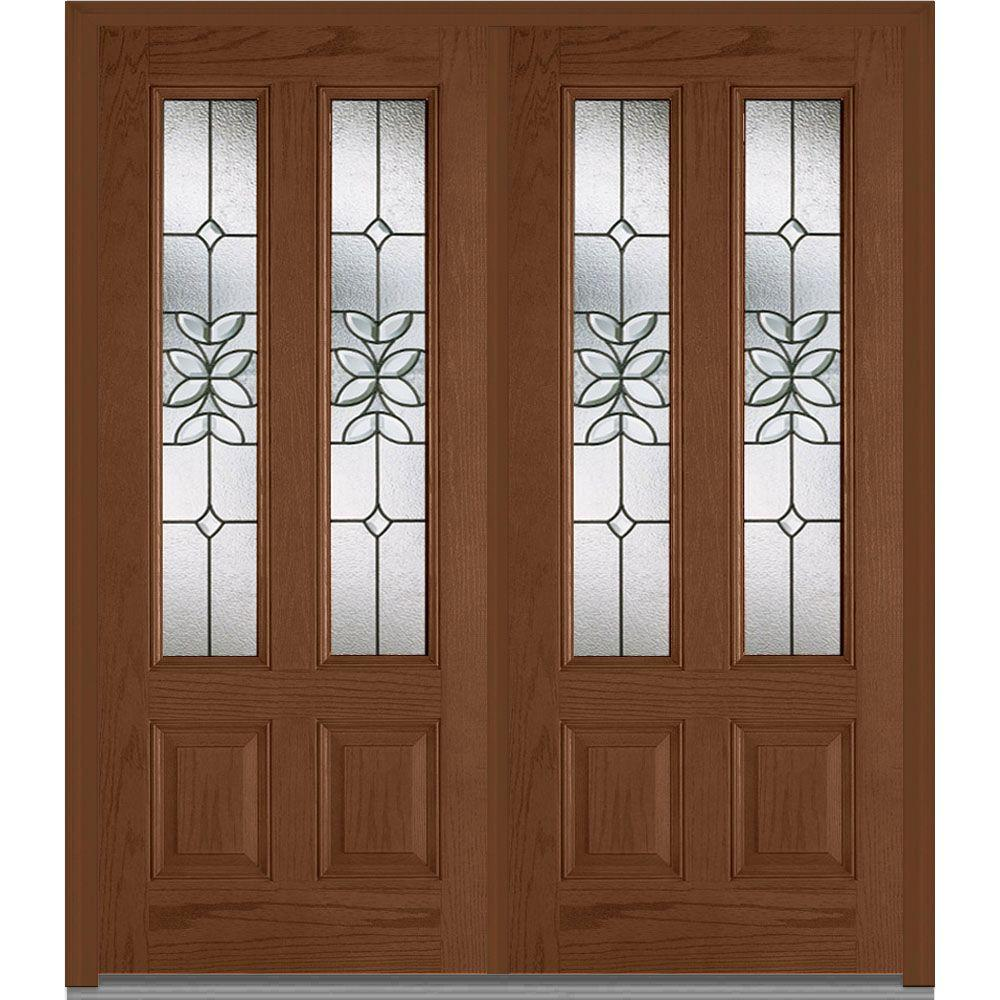 72 x 80 - Double Door - Front Doors - Exterior Doors - The Home Depot