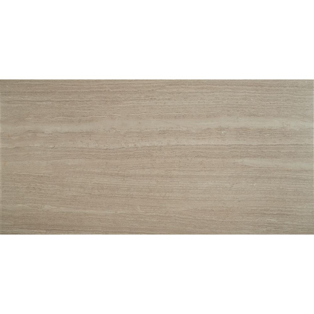 MSI Classico Villa 12 in. x 24 in. Glazed Porcelain Floor and Wall ...