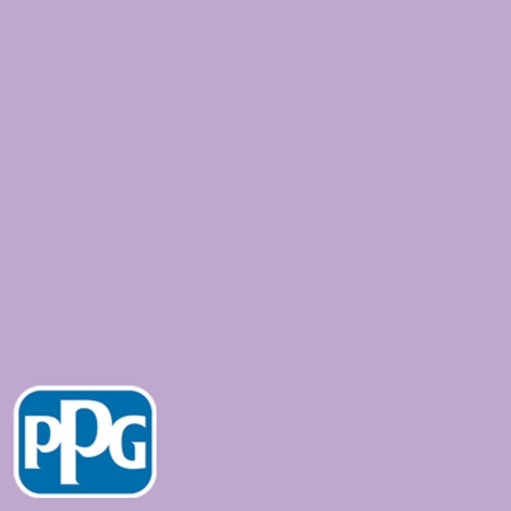 Hdppgv55u Soft Violet Satin Interior Exterior Paint Sample