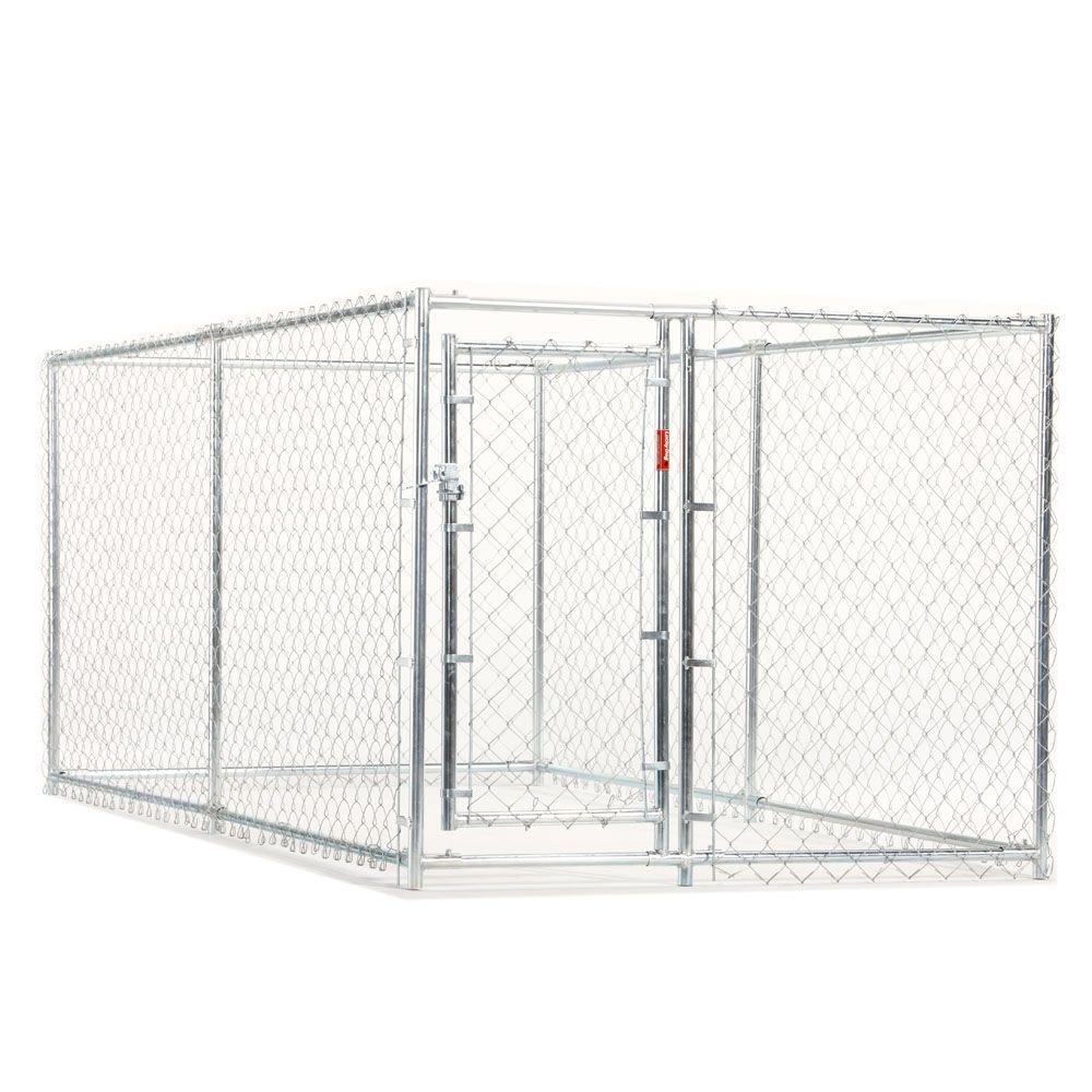 Lucky Dog 5 ft. x 10 ft. x 4 ft. Box Kennel