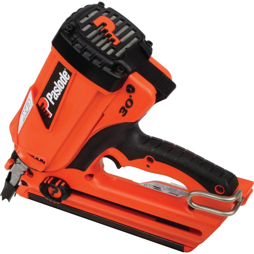Paslode Xp Framing Nailer: Paslode 3 In. X 0.131-Gauge 30-Degree Brite Smooth Paper