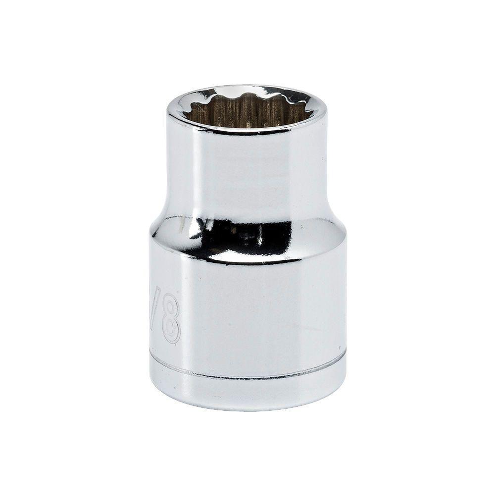 3/8 in. Drive 10 mm 12-Point Standard Socket