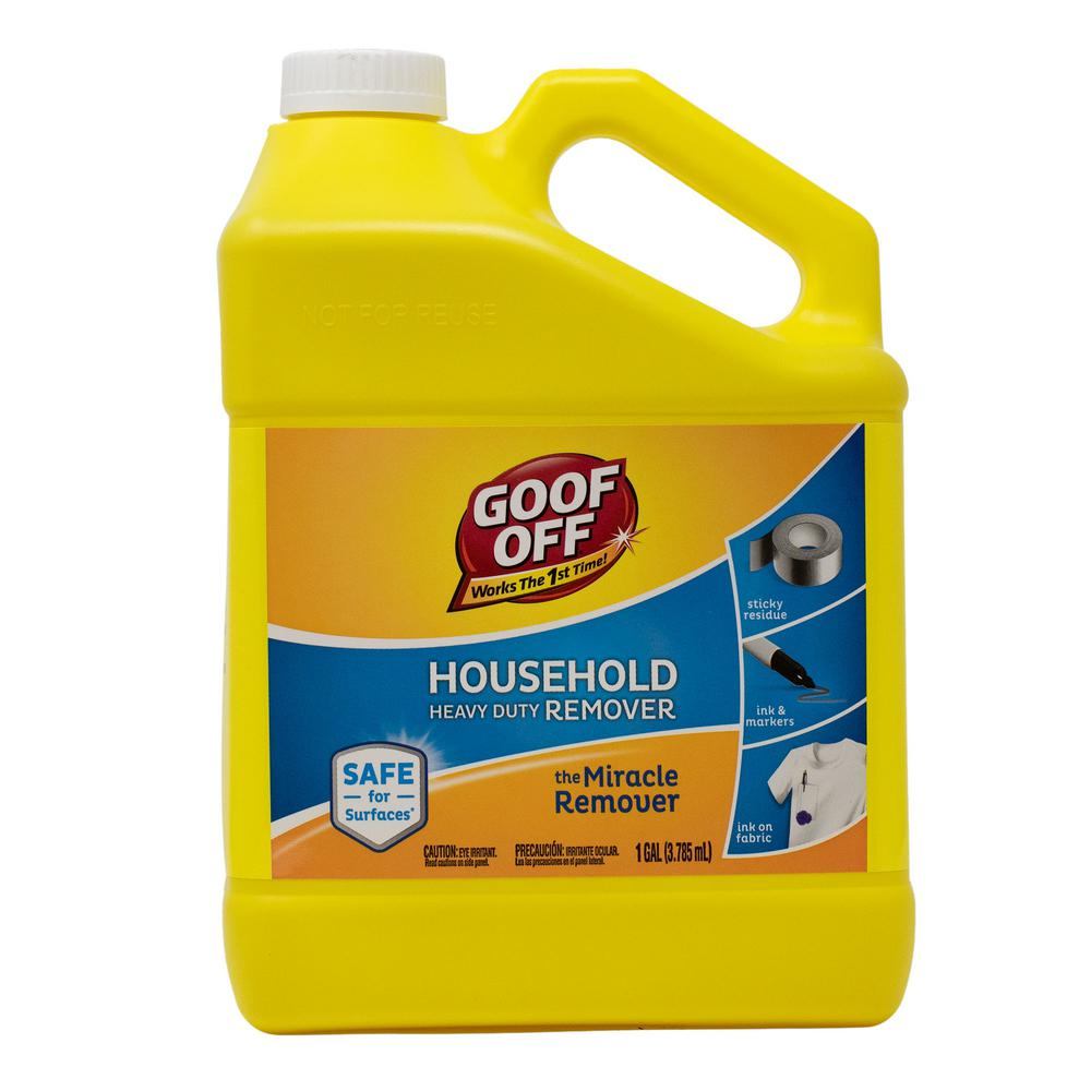 Goof Off 1 gal. Heavy Duty Multi-Surface Spot Remover & Degreaser