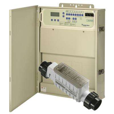 Easy Touch System 4PSC-IC40 40,000 Gal. Capacity In-Ground Single Body of Water