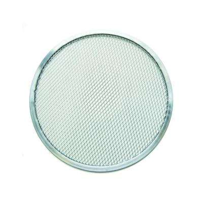 12 in. Round Aluminum Pizza Screen