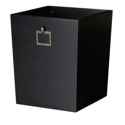 Solutions 11-Gal. 13 in. x 14.25 in. Silhouette Storage Bin