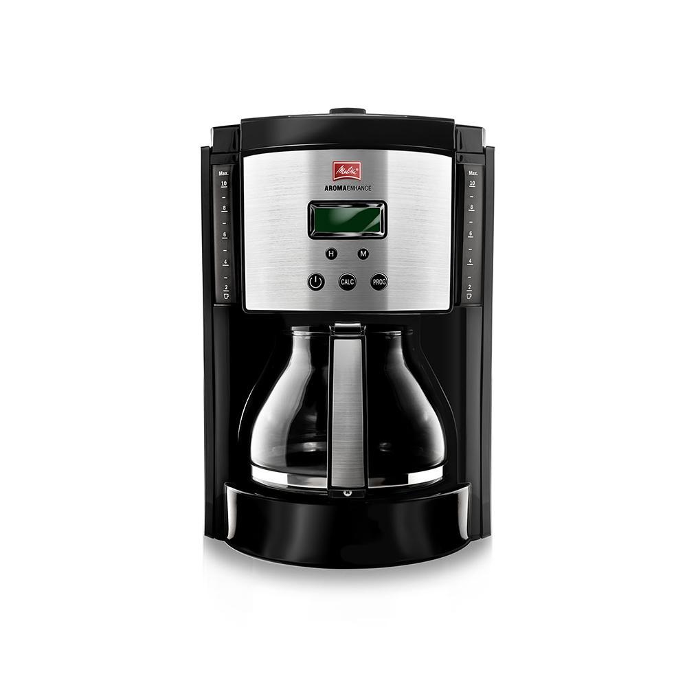 Aroma Enhance Glass Drip Coffee Maker