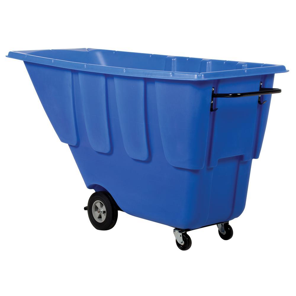 1 cu. yds. Medium Duty Tilt Truck - Blue