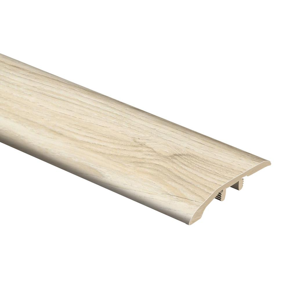 Zamma Alpine Elm 1/8 in. Thick x 1-3/4 in. Wide x 72 in. Length Vinyl Multi-Purpose Reducer Molding