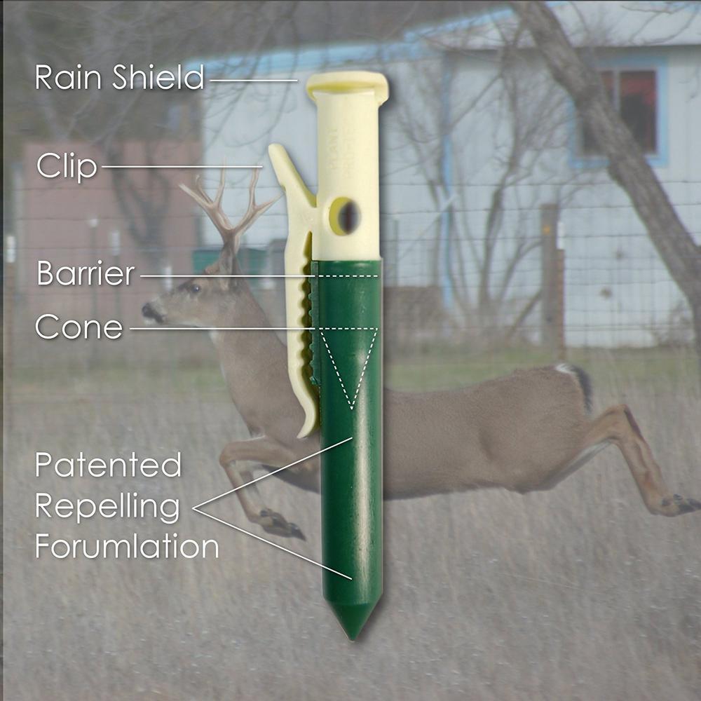 Deer and Rabbit Repellent