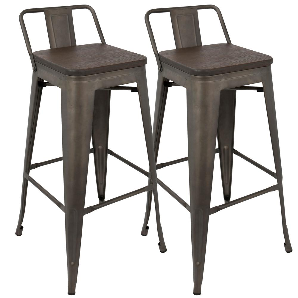 Popular 225 List Low Back Bar Stools