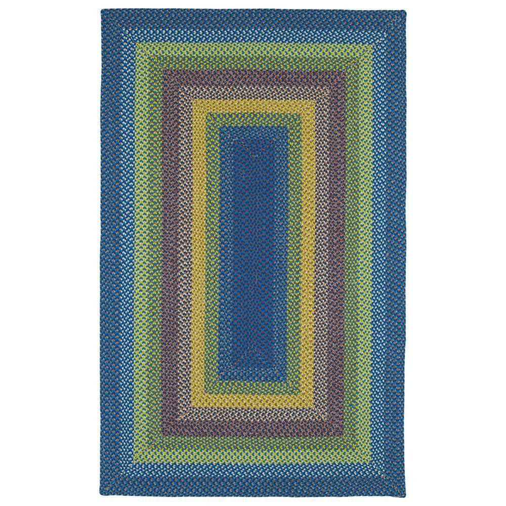 kaleen bimini multi 3 ft x 5 ft indoor outdoor area rug 3010 86