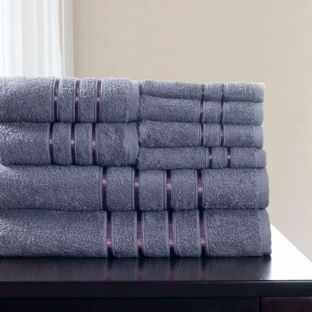Pink - Bath Towels - Bedding & Bath - The Home Depot