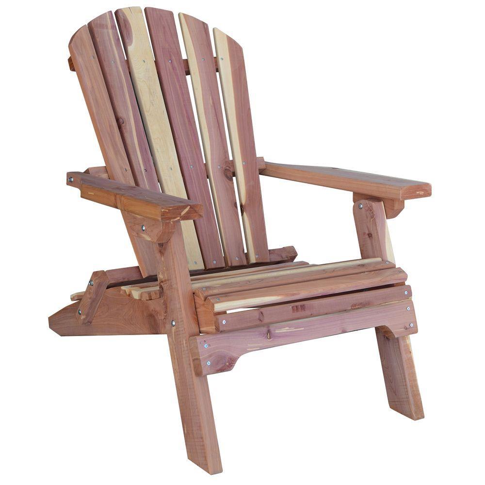 Cedar Patio Adirondack Chair
