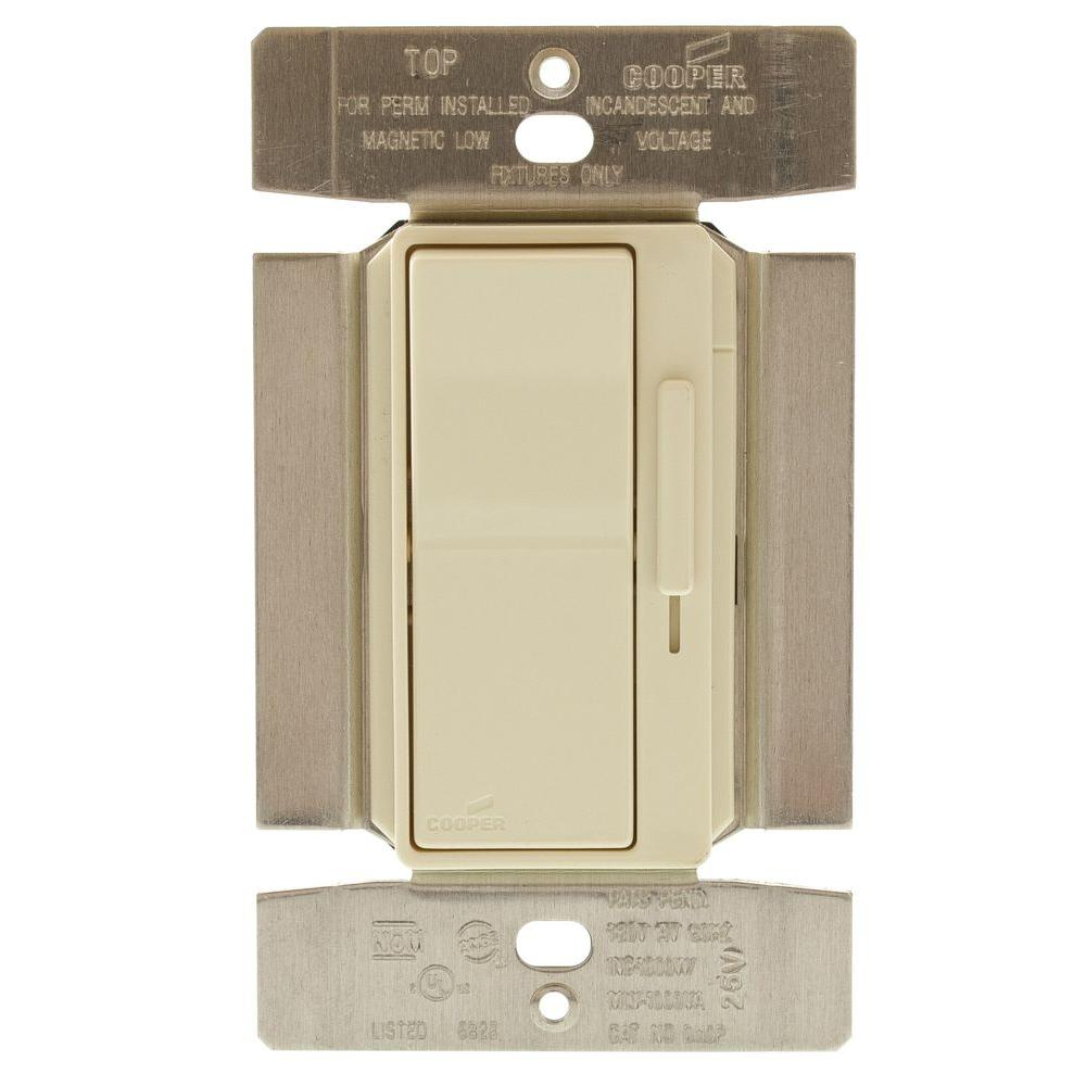 Eaton 1000 Watt Slide Dimmer Single Pole 3 Way Decorator Switch With Skylark Amp Fan Light Wiring Diagram Preset