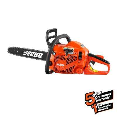 14 in. 30.5cc Gas 2-Stroke Cycle Chainsaw