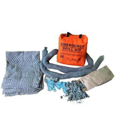 5 Gal. Universal Oily and Watery Absorbent Spill Kit