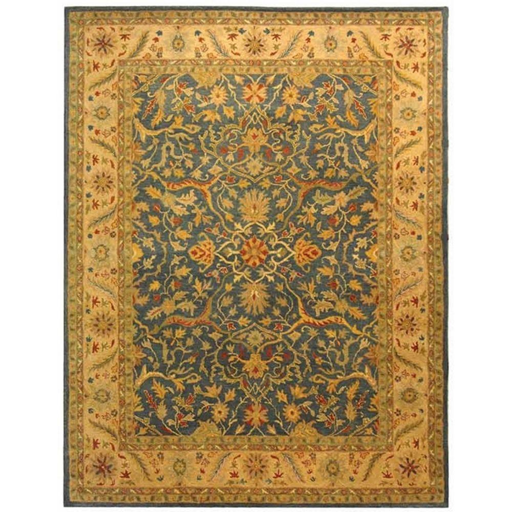 Antiquity Blue 7 ft. 6 in. x 9 ft. 6 in.