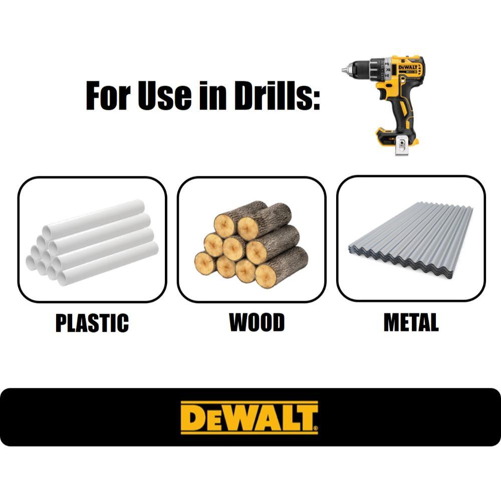 202Pcs Twist Drill Bit Set Drill Bit Set with Pilot Point Titanium Drill Bit Set Stainless Steel