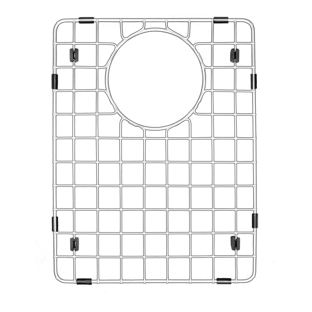 Karran 10-1/4 in. x 13-1/4 in. Stainless Steel Bottom Grid