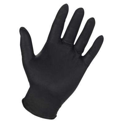 6 mil Nitrile Powder Free Induct Gloves (100 per Box)