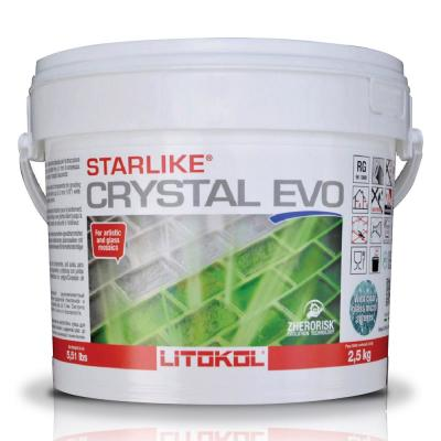 Starlike Crystal EVO 700 Translucent Glass Grout