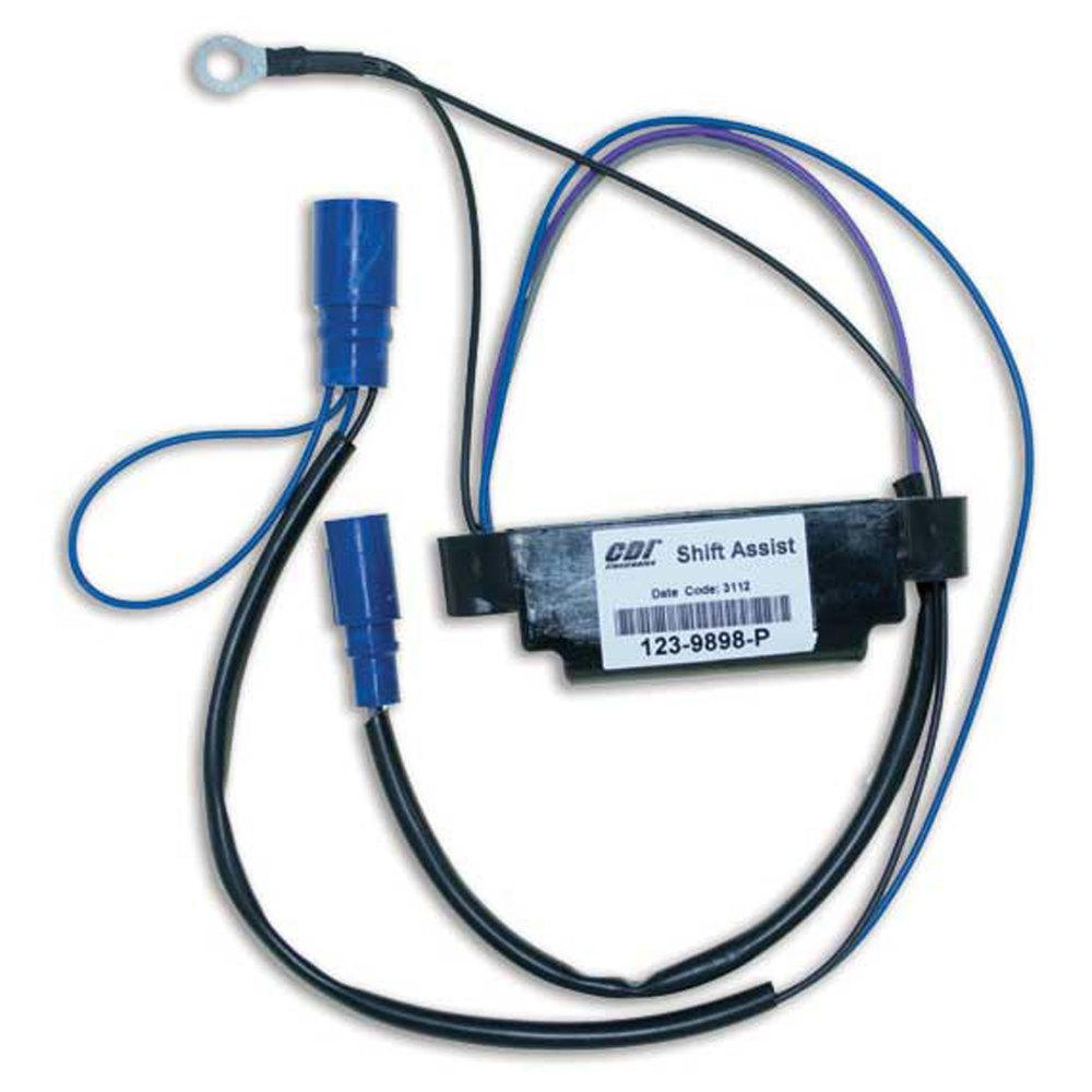 CDI Electronics Johnson/Evinrude Shift Assist Points and Electronic  Distributor