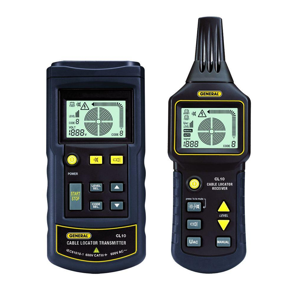 General Tools Cable and Pipe Locator