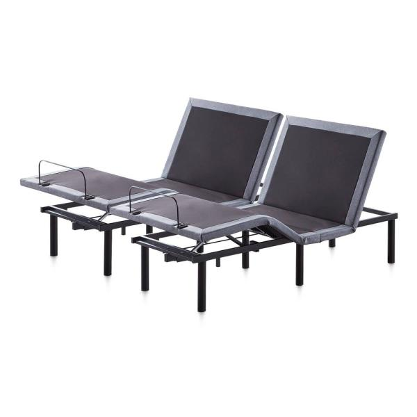 Deluxe Split King Adjustable Bed Base