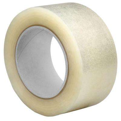 2.5 mm Hot-Melt Sealing Tape 3 in. x 55 yds. Clear (24-Carton)