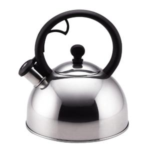 Click here to buy Farberware Classic Series 10-Cup Stovetop Tea Kettle in Silver by Farberware.