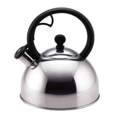 Classic Series 10-Cup Stovetop Tea Kettle in Silver