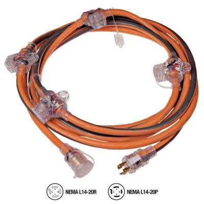 RIDGID - Extension Cords - Extension Cords & Surge Protectors - The on