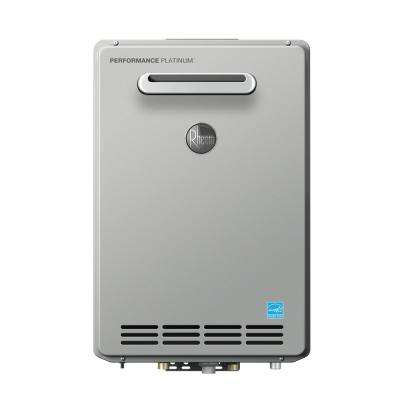 9.5 GPM Natural Gas High Efficiency Outdoor Tankless Water Heater