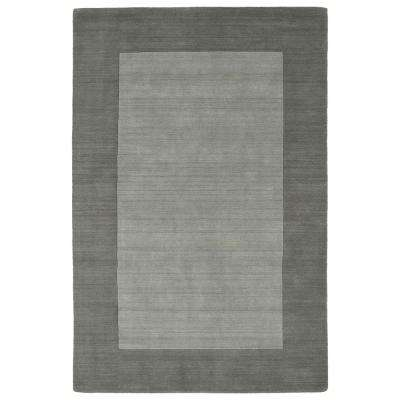 Dominion Grey 8 ft. x 10 ft. Area Rug