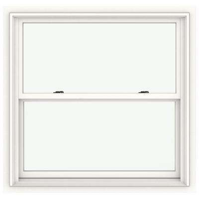 w2500 double hung clad wood window