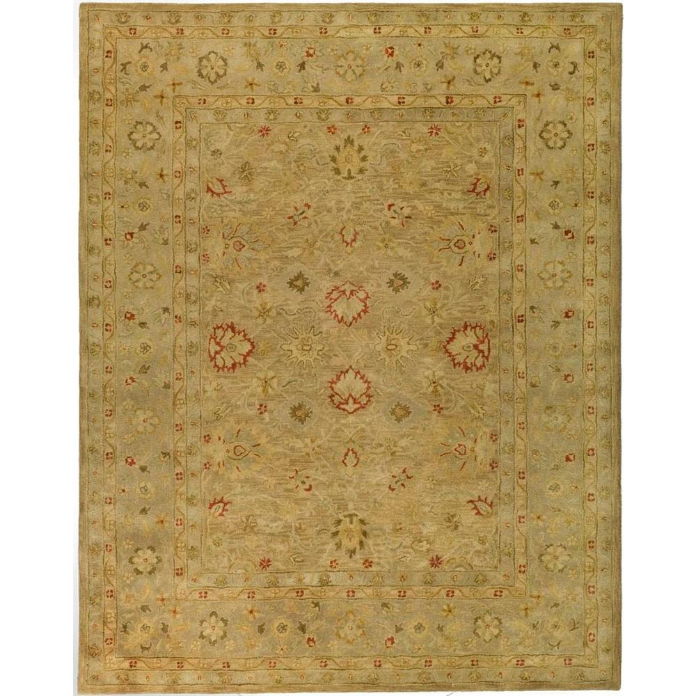 Antiquity Brown/Beige 8 ft. 3 in. x 11 ft. Area Rug