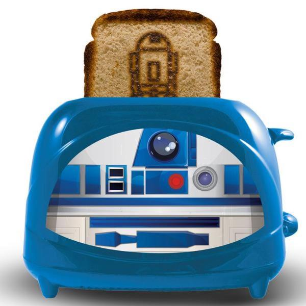 Star Wars Empire Collection 2-Slice R2-D2 Toaster
