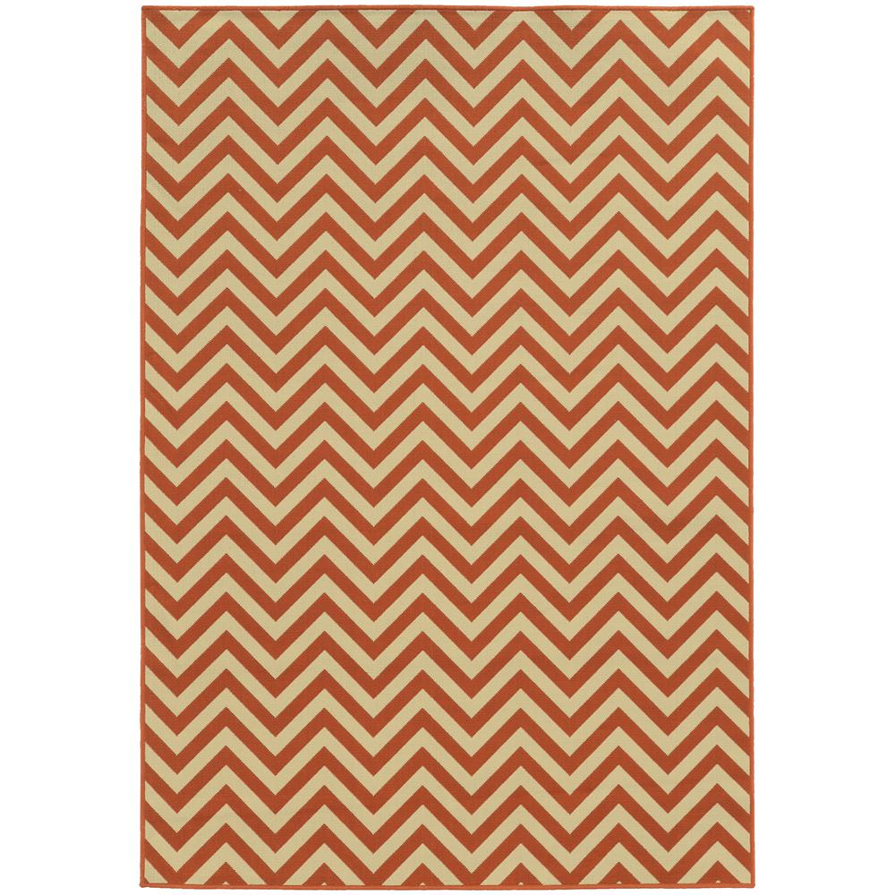 Breakwater Terra 2 ft. x 4 ft. Indoor/Outdoor Area Rug