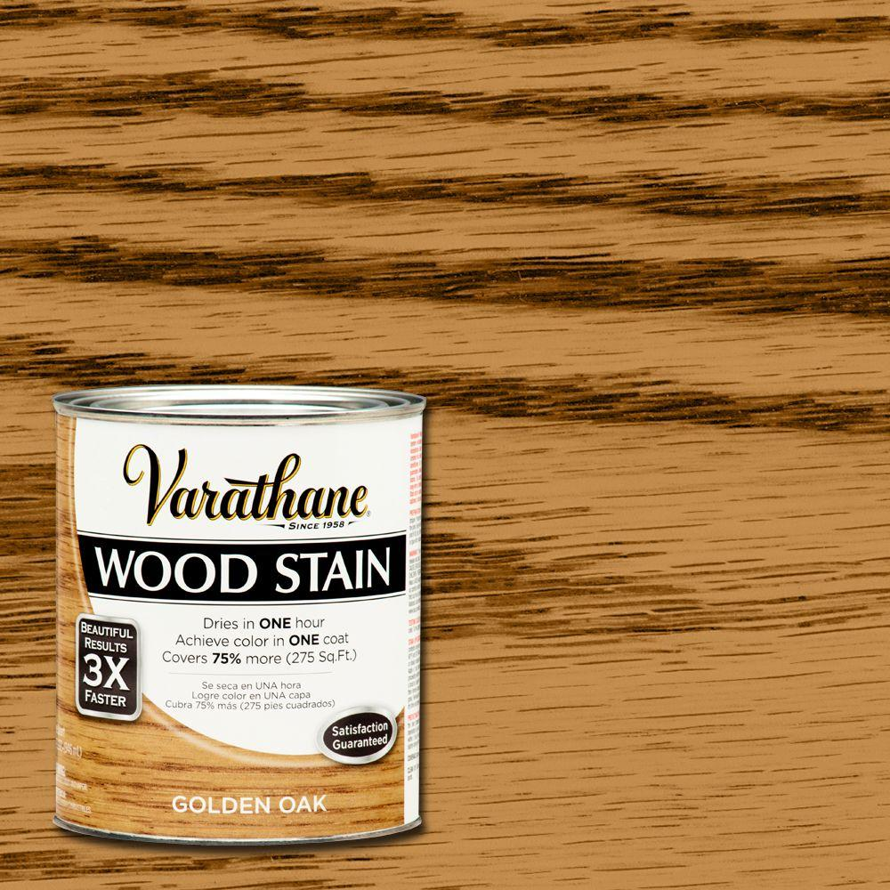 Golden Oak Premium Fast Dry Interior Wood Stain 2 Pack