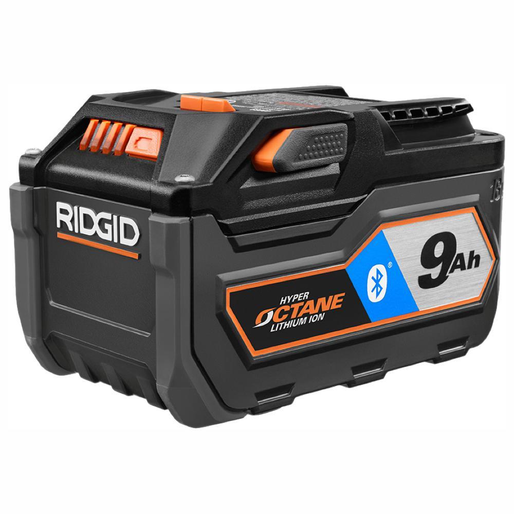 RIDGID 18-Volt OCTANE Bluetooth 3 0 Ah Battery-AC840088