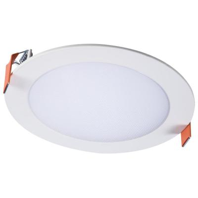 HLB6 Series 6 in. 2700K-5000K Tunable CCT Smart Integrated LED White Downlight Recessed Light w/Round Trim (1-Quantity)