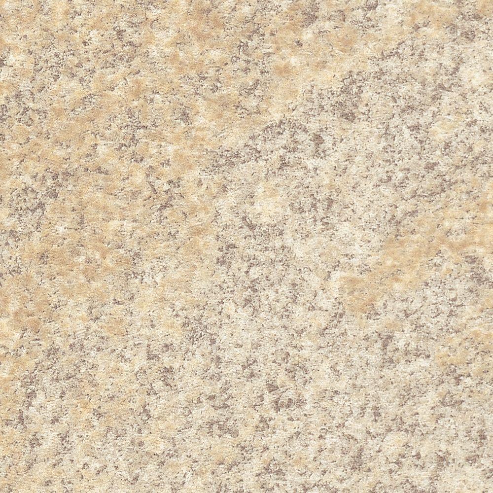 4 ft. x 8 ft. Laminate Sheet in Venetian Gold Granite with Matte