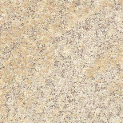 5 in. x 7 in. Laminate Sample in Venetian Gold Granite Radiance