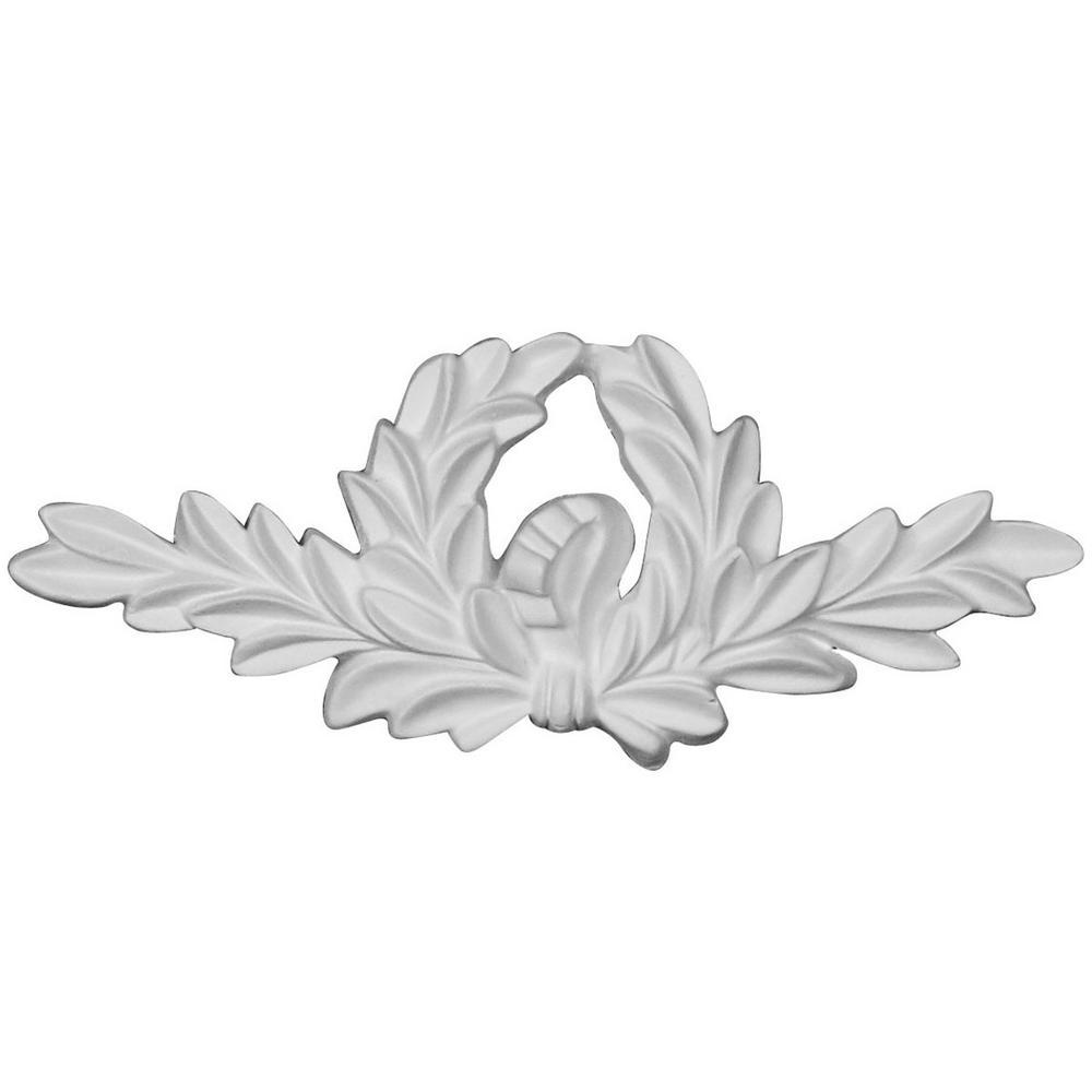Ekena Millwork ONL01X05X00HI-CASE-4 Onlay Factory Primed
