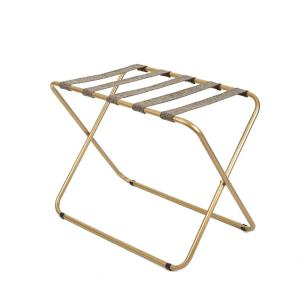 Rhys Luggage Rack Gold Coat