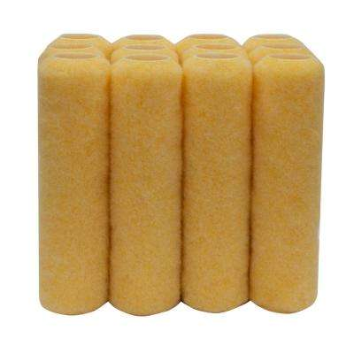 9 in. x 3/8 in. High-Density Polyester Knit Paint Roller Cover (12-Pack)