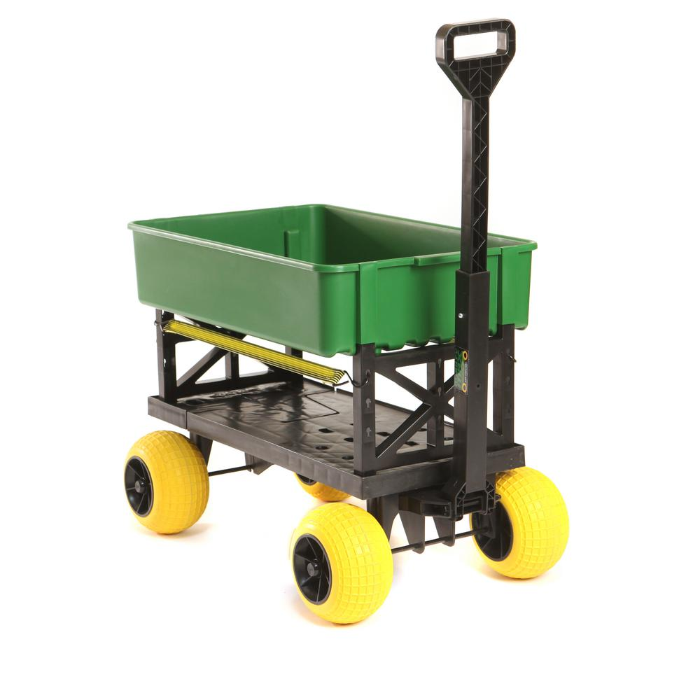 Mighty Max Cart Garden and Utility Cart